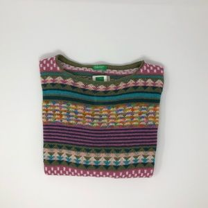 United Colors Of Benetton Shirts & Tops - United Colors of Benetton Girl's Sweater Size XL
